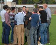 Cork v Tipperary Press Evening 2014