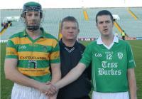 Munster Club IHC Final Ballymartle v Borrisokane