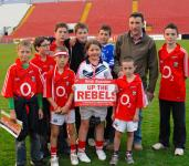 Rebel Fans with Paschal Sheehy