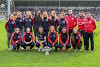 Cork Senior Camogie Team at Páirc Uí Rinn SHC County Final 11.10.2015