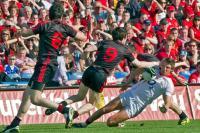 All-Ireland SFC Cork v Down