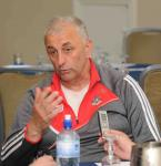 Cork Footballers Munster Final -17 Press Briefing