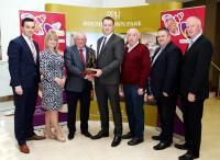 Graham Callanan Glen Rovers Winner 96FM/C103FM November Sports Star of the Month Award