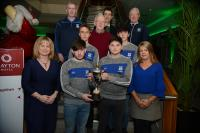 Rebel Og Award Dec -17 - Eire Og & Inniscarra Minor teams