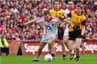 Ray Carey holds off Conor Maginn