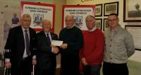 Munster Council Grant - Delaney's