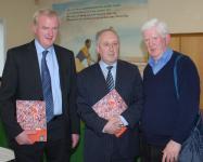 PRO & Sec with Jim O Sullivan at Strategic Plan Launch