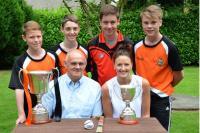 Rebel Og Award: Duhallow U14 Hurling
