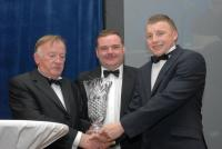Munster GAA Awards 2010 - Brian Hurley