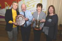 Co. Scór na bPaistí - Best Overall Club: Boherbue