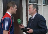 Daniel Goulding interviewed by RTE