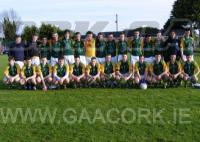 Glanmire U21 A FC East Cork Champions