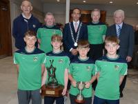 Rebel Og Award June -17 Feile na Gael - Cuchulainn