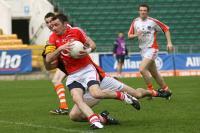 Allianz League Cork v Armagh