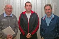John Horgan, Cian O Brien & Jn O Halloran (Glen Rovers) at PRO Seminar