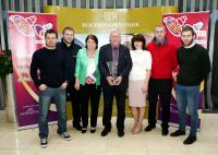 96FM & C103 GAA Sports Award for Jan-16
