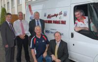 CAB Motors sponsors of the Kit Van.