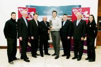 96Fm C103 Sports Awards Jan - Derek Kavanagh