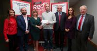 Red FM SHL Cheques Presentations 2016