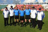Mark Maher Referee & Officials