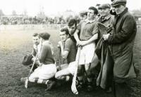 Cork Hurlers and Officials 1953