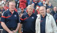 PRO, Chairman and Runaí at All-Ireland Final