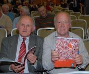 Denis Kelleher & John Arnold at Strategic Plan Launch