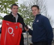 O2 Affinity Scheme Launch - Graham Canty & Kieran Murphy