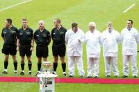 Cork Ref John Sexton among officials at 2011 All-Ireland Final