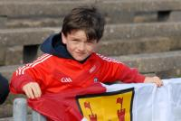 Young Fan at Allianz League Wexford v Cork