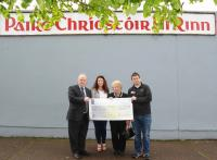 Cork GAA Clubs Draw - April Winner David and Lisa Quirke Rochestown GAA