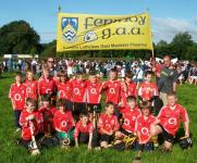 Fermoy Show their County Colours!