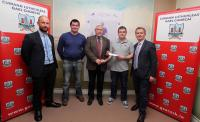 Munster Development Grant Presentation 2017 - Meelin