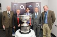 Con Murphy Menswear at Footballers' Lunch