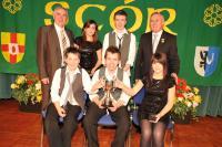 All-Irl Scor na nOg Winners