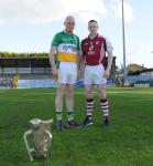 Bride Rovers v Bishopstown County Hurling Championships Launch 29.04.2015