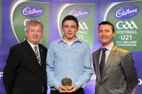 Mark Collins at Cadbury Hero of the Future Awards