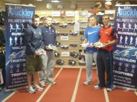 Cork Footballers at John Buckley Sports