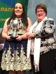 All-Ireland Scor na nOg winner - Maggie Moynihan Cullen