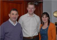 At Cork GAA Child Protection Seminar