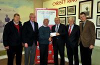 Ballinhassig Munster Council Grants 12th Jan 2015