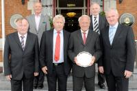 Michael Ellard Receives Northside Award