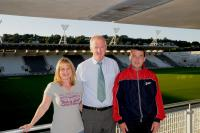 CB Officers at the new Pairc Ui Chaoimh