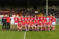 Cork Minor Football Team v Limerick Gaelic Grounds 15.04.2015