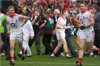 Anthony Lynch and Fintan Goold Jubilant!