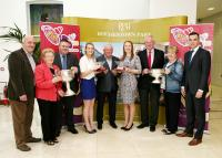 Briege Corkery and Rena Buckley Winners October 96FM/C103 GAA Sports Persons of the Month Award