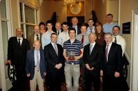 Award for Darren Sweetnam