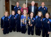 Rebel Og Award June -17 Feile na Gael - Sarsfields Camoige