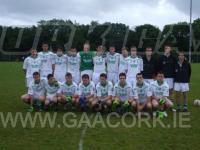 Ilen Rovers - Carbery U21 AFC Champions