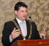 Lord Mayor Dara Murphy